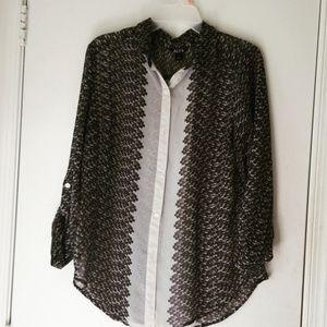 Alyx Semi Sheer Long sleeve Shirt
